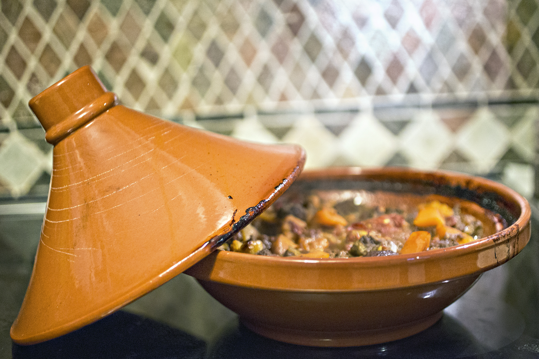 Wild game recipe: Venison tagine with squash and apricotsLaura's Wild ...