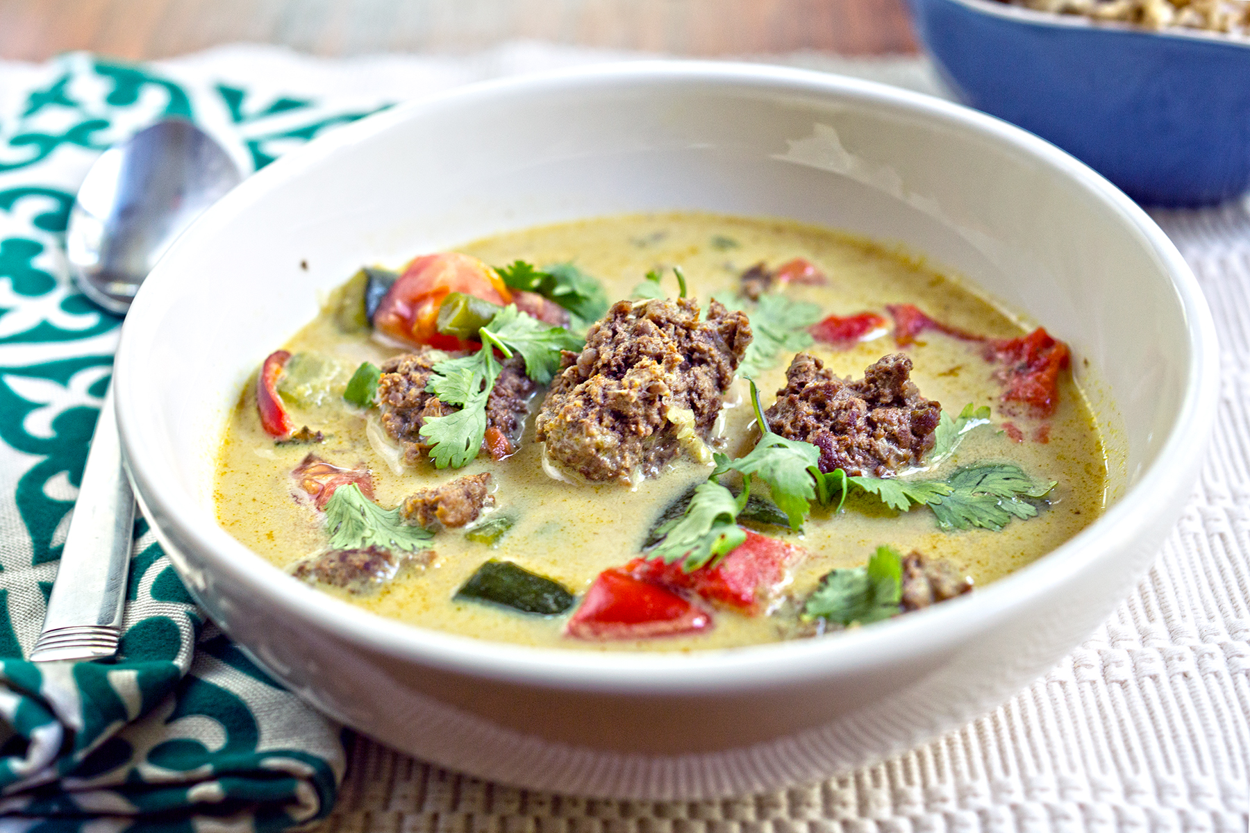 Venison SoupA soup for the Summertime from Lauras Wild